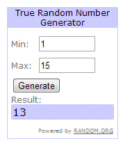 randomnummer