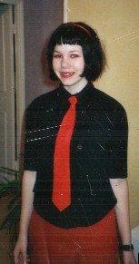 Här är jag 16 och har tandställning :)