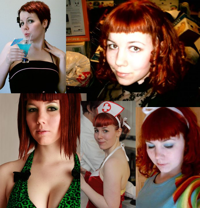 Jag idag (redhead)
