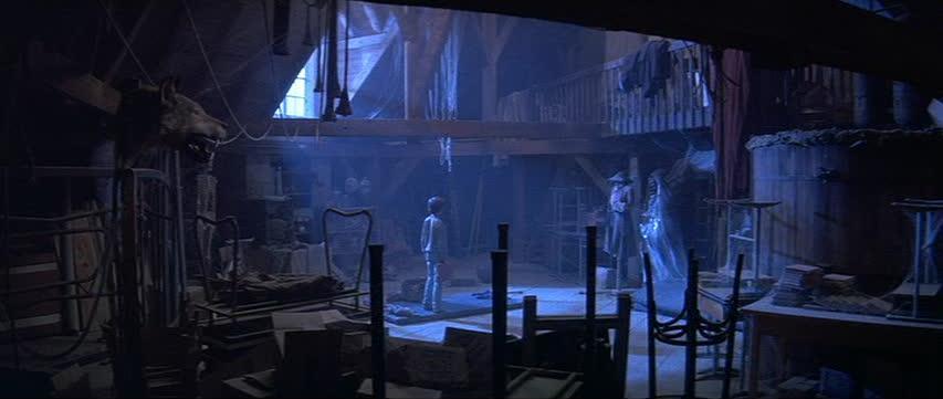 attic-lightning